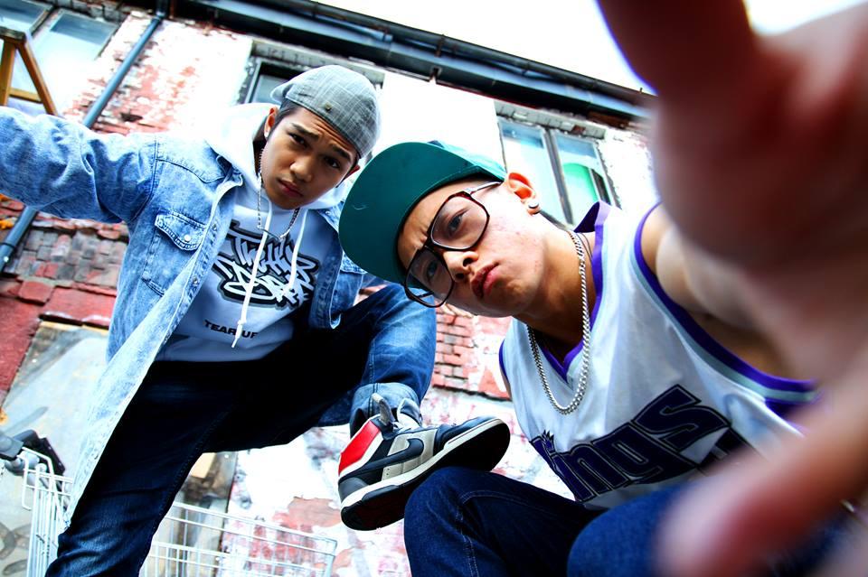 Duo Crew- David Leung & Jan Erik Santos