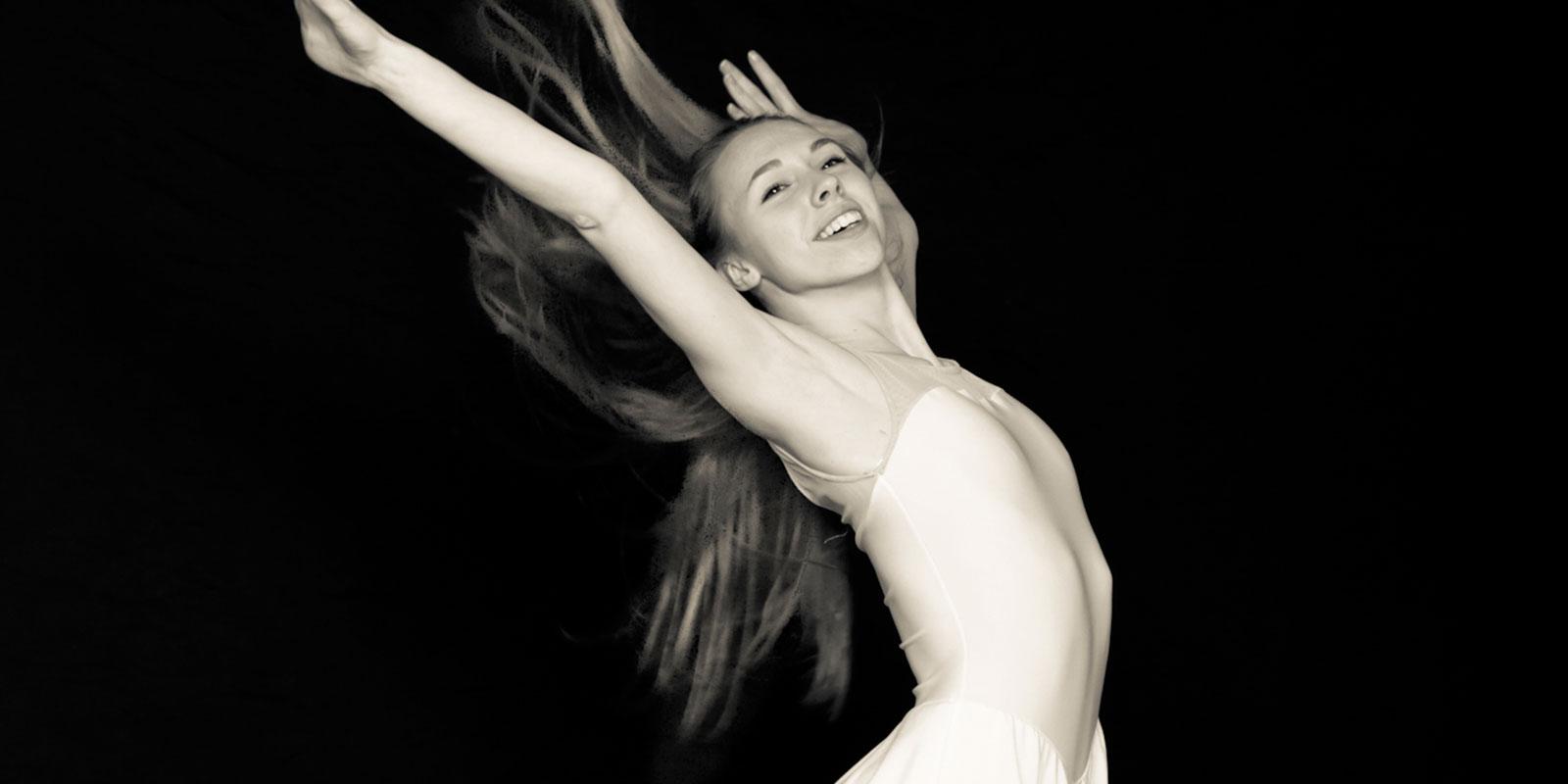 Nærbilde Av Danser