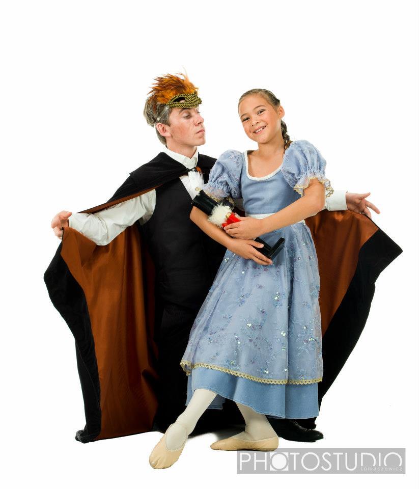 Nøtteknekkeren Hvilken Dag Skal De Forskjellige Partiene Danse