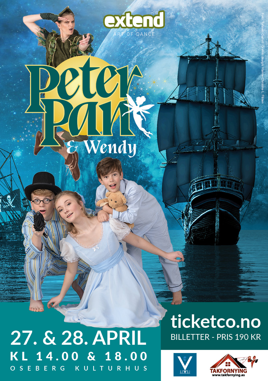 Filmen Fra Peter Pan & Wendy