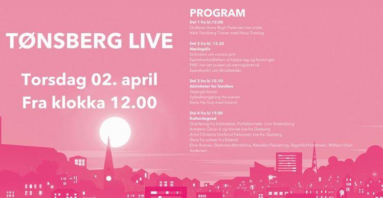 Dette Må Du Få Med Deg Torsdag 2. April Kl. 16.20 Og 20.45